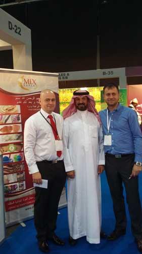 Foodex Saudi 2015