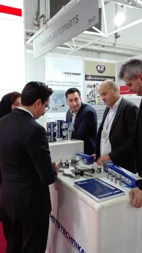 International Auto Parts Tehran 2017