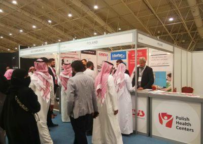 Global Health Exhibition Riyadh 2018