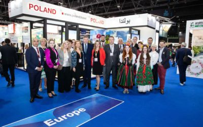Arabian Travel Market  w Dubaju