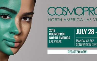 Cosmoprof North America: Las Vegas 28-30 lipca 2019
