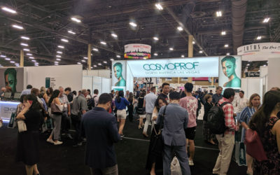 Cosmoprof North America 2019, Las Vegas, USA