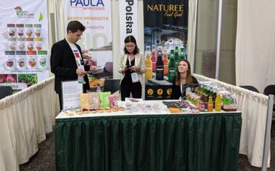 Biofach America / Narural Products Expo East 2019, Batimore, USA
