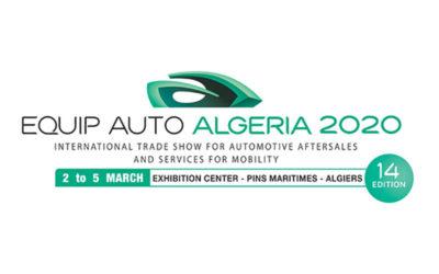 Equip Auto Algeria 2020