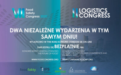 Kongres Bezpieczeństwa Żywności i Kongres Logistyczny
